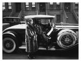 Photograph of Couple in New York, 1932 Posters by James Van Der Zee