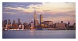 Skyline of New York City Plakater