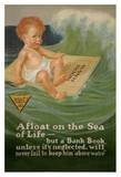 Afloat on the Sea of Life Prints