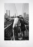 The Brooklyn Bridge, 1986 Posters by Roswell Angier