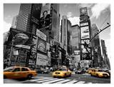 Times Square, New York City, USA Poster by Doug Pearson