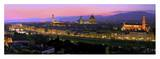 Florence at night Prints by Vadim Ratsenskiy