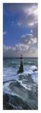 Ar-Men lors d'un coup de vent Plakat af Jean Guichard