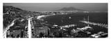 Napoli di notte Prints by Massimo Borchi