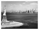Statue of Liberty, New York City Print