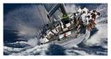 Maxi Yacht sailing Posters by Carlo Borlenghi