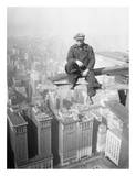Worker on Skyscraper Beam, 1929 Prints