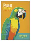 Parrot Palace Posters by  Anderson Design Group