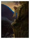 Christ and the Lost Sheep Prints by Ralph Coleman