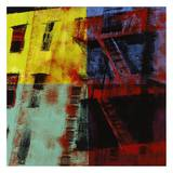 Multicolored Escapes Poster by Patti Mollica