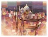 Riflessi a Venezia Prints by Luigi Florio