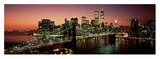 Brooklyn Bridge, NYC Prints by Richard Berenholtz