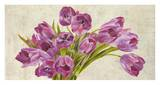 Tulipes Poster by Leonardo Sanna