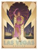 Las Vegas Nevada Posters by  Anderson Design Group