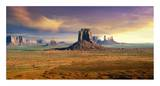 Monument Valley, USA Prints by Jean-pierre Lescourret