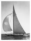 Full Front Sail, 1936 Kunst