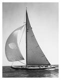 Full Front Sail, 1936 Art