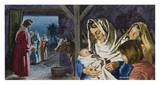 Nativity Prints by John Walter