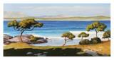 Spiaggia del Mediterraneo Prints by Adriano Galasso