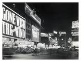 View of Times Square, NYC Print