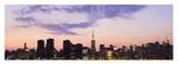 Skyline of Manhattan Prints by Raimund Koch