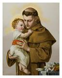 St. Anthony of Padua Prints