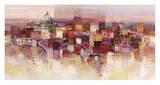 Sognando Roma Art by Luigi Florio