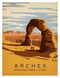 Arches National Park, Utah Lminas por Anderson Design Group
