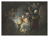 Second Part of King Henry IV, Act I, Scene IV Poster by Sir Joshua Reynolds
