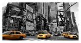Times, Square, New York City, Stati Uniti Stampa di Doug Pearson