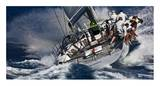 Maxi Yacht sailing Prints by Carlo Borlenghi