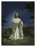 Christ in Gethsemane Prints by Marvin Nye