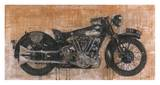 Brough Superior Posters by Dario Moschetta