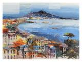 Dolce Napoli Plakater af Luigi Florio