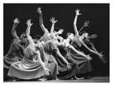 Alvin Ailey American Dance Theater Performers Kunstdruck