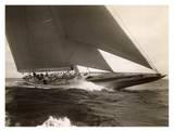 J Class Sailboat, 1934 Posters av Edwin Levick