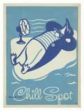 Chill Spot Posters van Anderson Design Group