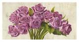 Roses Posters by Leonardo Sanna