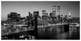Brooklyn Bridge, NYC Obra de arte por Richard Berenholtz