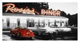 Rosie's Diner 5 Posters by Robert Gniewek