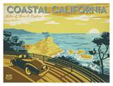 Coastal California Prints by  Anderson Design Group