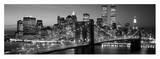 Brooklyn Bridge to Manhattan Art par Richard Berenholtz