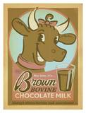 Brown Cow Art par  Anderson Design Group