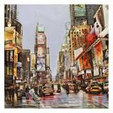 Times Square Jam Prints by John B. Mannarini