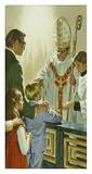 Sacrament of Confirmation Prints by John Walter