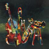 Ensemble Poster af Elli & John Milan