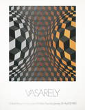 Ohne Titel Sammlerdrucke von Victor Vasarely