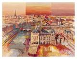 Sognando Parigi Prints by Luigi Florio