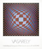 Sans titre Reproductions pour les collectionneurs par Victor Vasarely