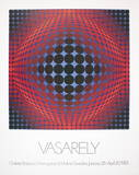 Untitled Collectable Print by Victor Vasarely